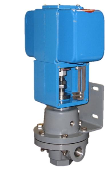 Automatic Pressure Reducing Valve (PRV)