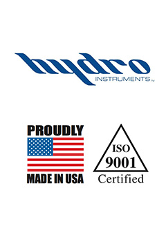Hydro Instruments has become ISO 9001 Certified Company