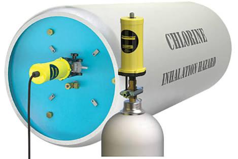 Halogen Emergency Chlorine Shut-Off System