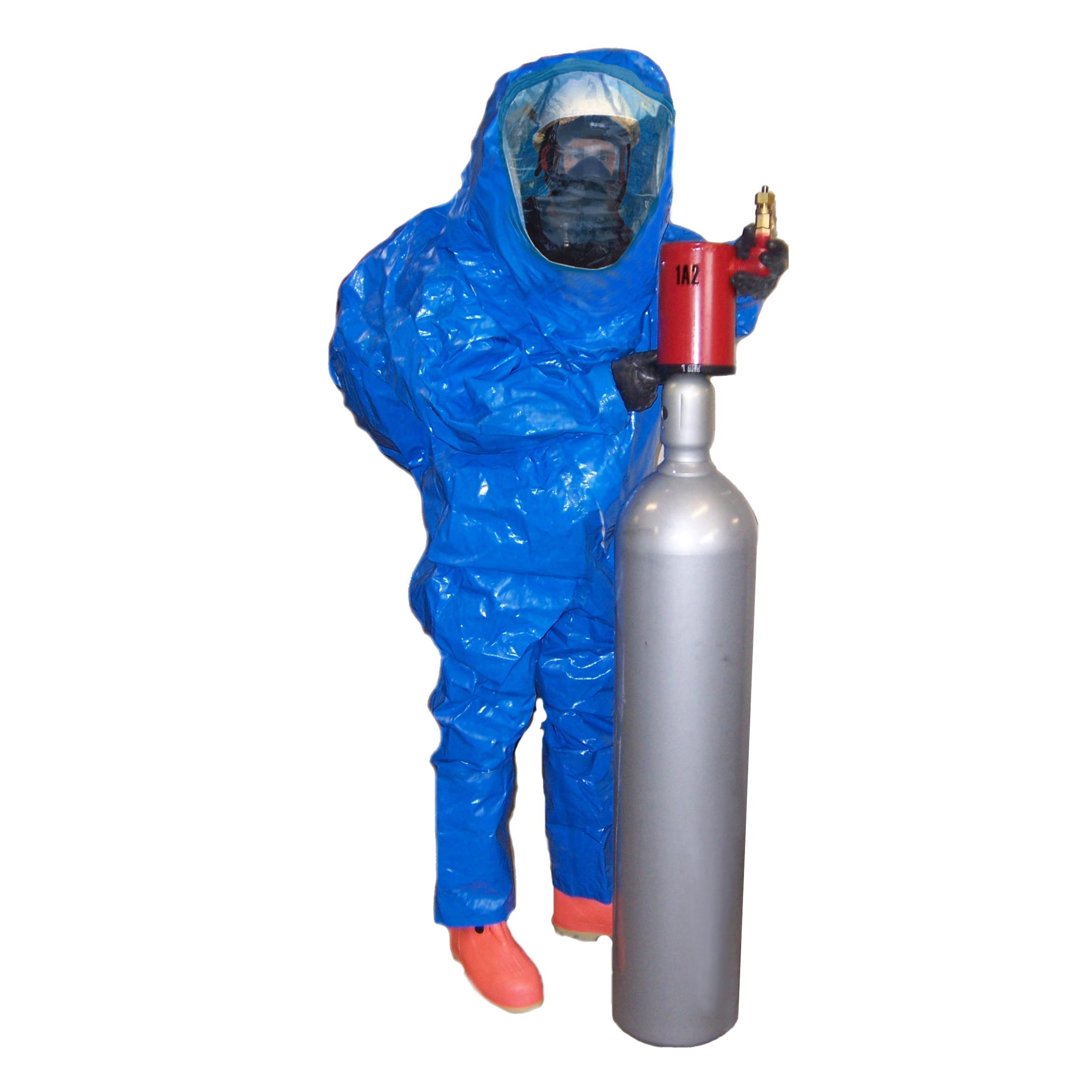 Chemical Safety Suit