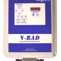 V-RAD for Liquid Chemical - Vacuum Dosing System