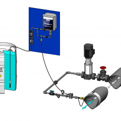 Liquid Chemical Dosing System