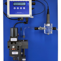RAH-210-IS Residual Chlorine Analyzer