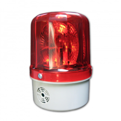 External Alarm Light & Horn